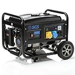 3.75 kVA Heavy Duty Portable Petrol G...