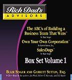 Rich Dad's Advisors: Box Set