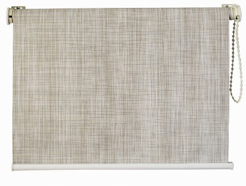 Coolaroo Premier Window Sun Shade 10 Feet Wide by 6 Feet High, Desert Sand