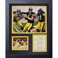 Legends Never Die Pittsburgh Steelers 2000