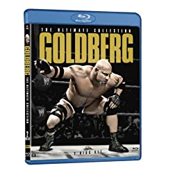 WWE: Goldberg - The Ultimate Collection [Blu-ray]
