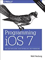 Programming iOS 7, 4th Edition Front Cover