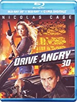 Drive Angry - Destinazione Inferno (3D) (Blu-Ray + Blu-Ray 3D)