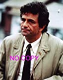 大きな写真、TV「刑事コロンボ」ちょっと真面目なピーター・フォーク
