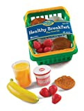Learning Resources Pretend & Play Healthy Breakfast Basket