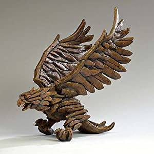 Sculpture Contemporary Eagle       Customer review and more information