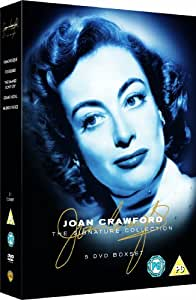 Joan Crawford: The Signature Collection [DVD]