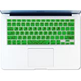 "Masino® Silicone Keyboard Cover Ultra Thin Keyboard Skin For MacBook Air 13"" MacBook Pro With Or Without Retina... - B017OVAJCQ"