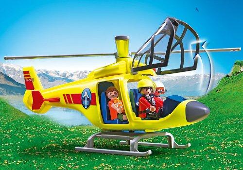 Elicottero Playmobil : Playmobil elicottero del soccorso alpino