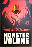 img - for The MONSTER VOLUME by Creaturebox Kickstarter Exclusive Signed SOLD OUT! book / textbook / text book