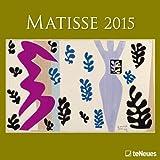 2015 Henri Matisse Wall Calendar
