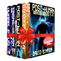 Post-Human Series Books 1-4 [Kindle Edition]
