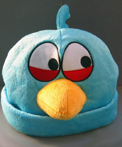 Angry Birds: Blue Bird Costume Hat