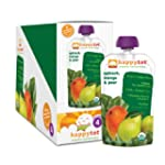Happy Tot Organic Baby Food, Stage 4,...