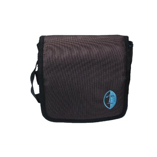 Namba Gear Samba Personal Stash Bag, High Performance Carry Bag for Musicians and DJs, in Mayan Brown, SPS-BN