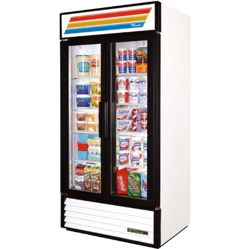 True Double Door Refrigerator front-467686