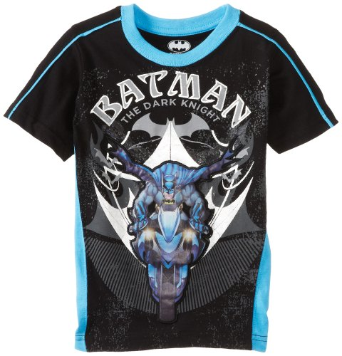 DC Comics Boys 2-7 1 Piece Batman Bike Tee at Gotham City Store