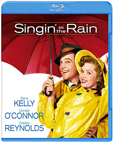 雨に唄えば 製作60周年記念リマスター版(初回限定生産) [Blu-ray]