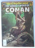 img - for The Savage Sword of Conan the Barbarian, Vol. 1, No. 73 book / textbook / text book
