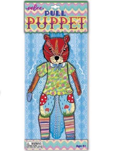 Chipmunk Pull Puppet