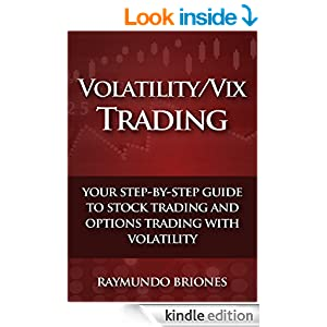 Option volatility trading book