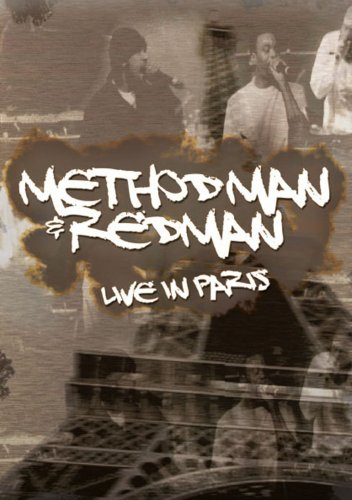 Method Man And Redman - Live In Paris 2006 [DVD] [2009]