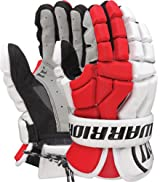 Warrior HUN1 Hundy Men's Fielder Lacrosse Gloves (Call 1-800-327-0074 to order)