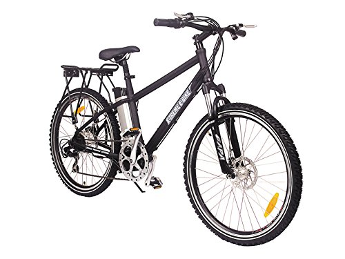 X-Treme Black Electric Bicycle - Xb-300Li