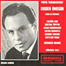 Piotr Tchaikovsky : Eugen Onegin
