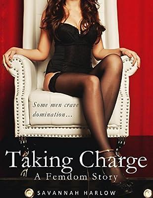 Taking Charge (Femdom, BDSM, Bondage, Male Submission)