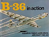 img - for B-36 Peacemaker in action - Aircraft No. 42 by Meyers K. Jacobsen (1980-12-01) book / textbook / text book
