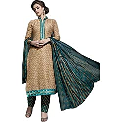 Latest Wize Stylish Digital Print Pashmina Dress Material With Embroidered Border