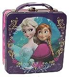 Disney Frozen Elsa & Anna Tin Box Lunch Box