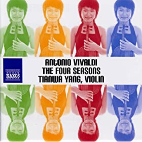 Vivaldi: The Four Seasons, RV 269, Op. 8
