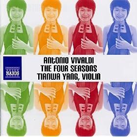 """The 4 Seasons: Violin Concerto in G Minor, Op. 8, No. 2, RV 315, """"L'estate"""" (Summer): II. Adagio - Presto"""