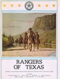 img - for Rangers Of Texas Jack Hays, Samuel Walker, Ben McCulloch, Rip Ford, Sul Ross, John B. Jones, Lee McNelly book / textbook / text book