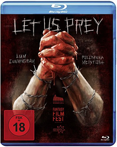 Let Us Prey (Blu-Ray)