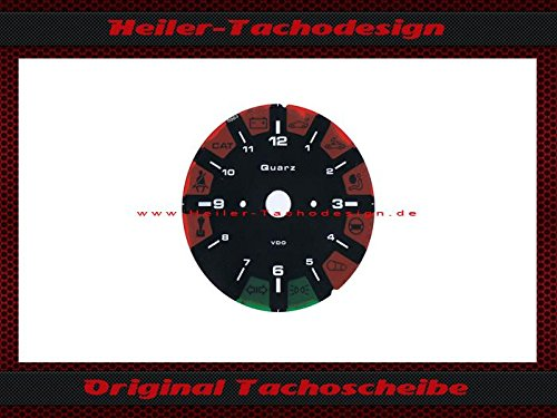 Tachoscheibe Uhr Porsche 911 964 993