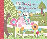 img - for Guess Who's Hiding on the Farm? (Silly Stitches) book / textbook / text book