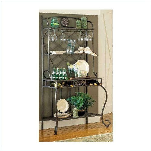 Steve Silver Wimberly Bakers Rack