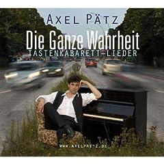 Die Ganze Wahrheit Axel Pätz
