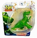 Disney Pixar Toy Story It's Time to Celebrate Buddy Figure Rex