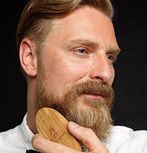 Incredible Beard Deluxe Beard Brush For Men Best Facial Amp Scalp Hair Comb Short Hairstyles Gunalazisus