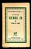 img - for Henri IV book / textbook / text book
