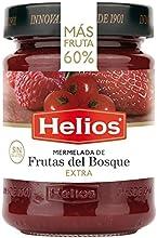 Helios Mermelada Extra Frutas del Bosque Fresa, Frambuesa y Grosella - 340 gr