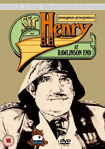 Trevor Howard/Viv Stanshall - Sir Henry at Rawlinson End [DVD]