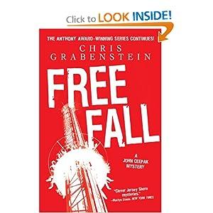 Free Fall (The John Ceepak Mysteries) Chris Grabenstein