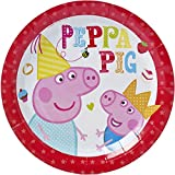 Peppa Pig Party Plates (Pack Of 8)