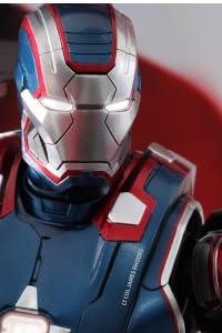 【ムービー・マスターピース DIECAST】 『アイアンマン3』 1/6スケールフィギュア アイアン・パトリオット (2次出荷分)