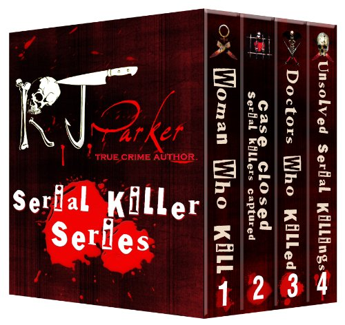 Serial Killer Series Boxed Set (4 Books in 1)